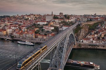 Pictury Photo Tours - O Porto visto da Serra do Pilar