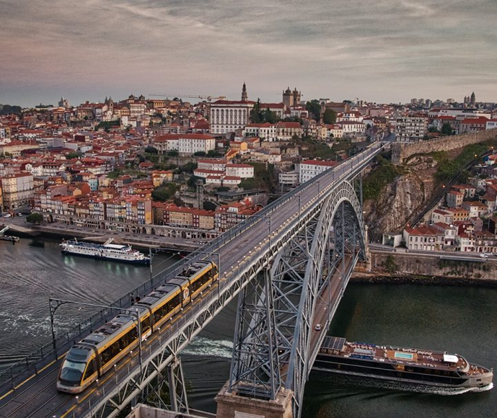 Pictury Photo Tours - O Porto visto da Serra do Pilar