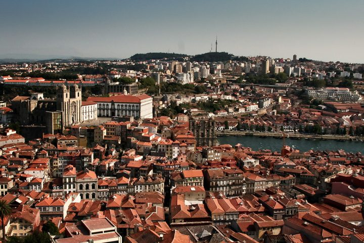 Pictury Photo Tours - Porto visto da Torre dos Clérigo