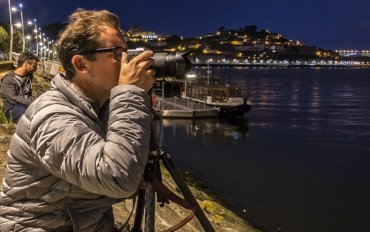 Trey Ratcliff no Douro Porto Portugal