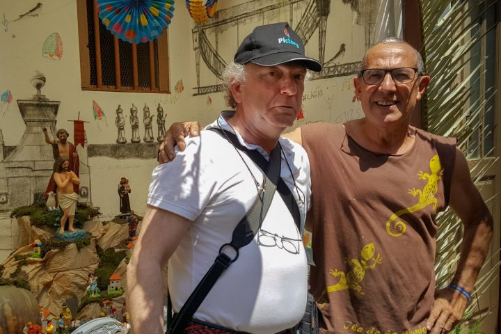José with José Castelo in 2018