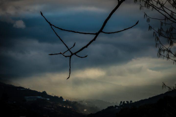 Mesão Frio near Douro river
