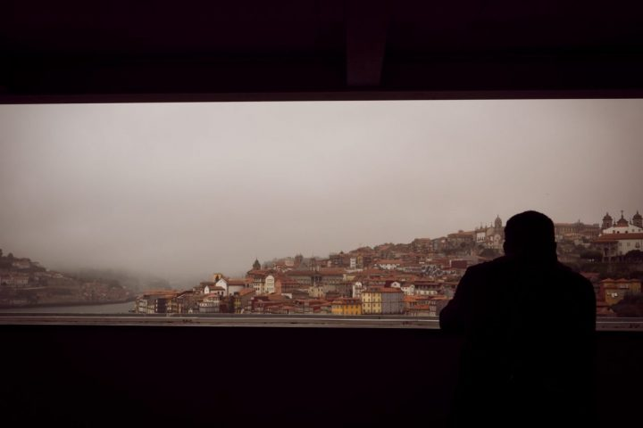 Looking to Porto from Gaia