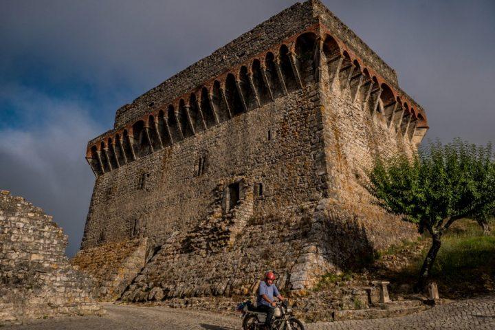 Ourém castle