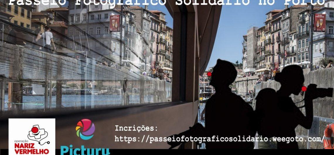Passeio Fotográfico Solidário