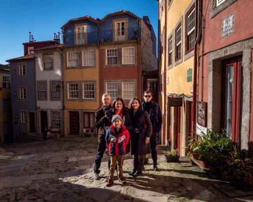 Airbnb Passeio Fotográfico Porto
