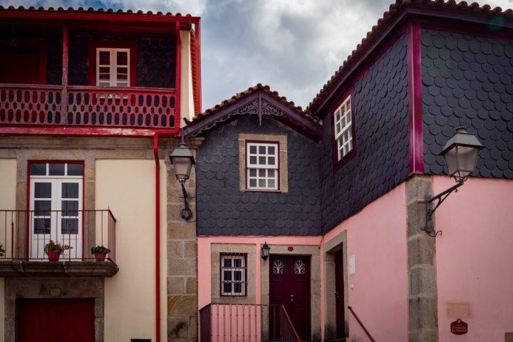 Trevões village Douro Valley