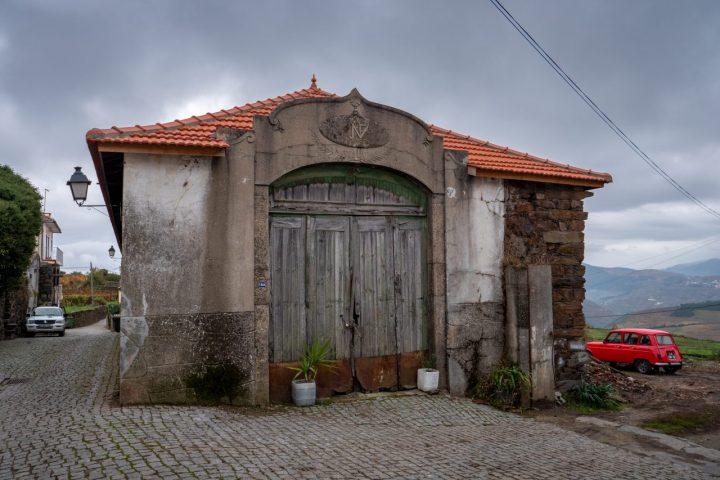 Douro Valley Provesende village