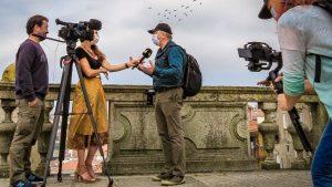 Porto photo tours on portuguese TV