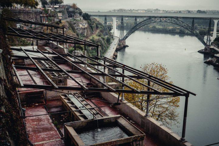 Lavadouro Fontaínhas - Porto