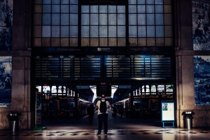 Porto São Bento Railway Station